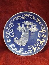"""Royal Copenhagen Mother's Day Collector Plate- 1972. 6 1/8"""""""