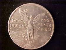 WINGED VICTORY 2 PESOS 1921