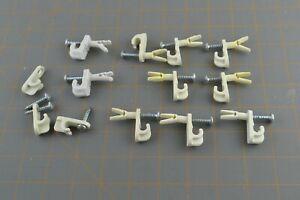 Closetmaid Shelving Unit Parts  Bracket Retaining Strap Hold Down Screw Holes