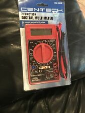 New listing 7 Function Digital Multimeter Voltmeter Voltage Tester Auto Electrical Brand-New