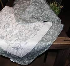 Tagesdecke *180 x 260 cm *Edel *Quilt * Clayre & Eef* Landhausstil * Shabby Look