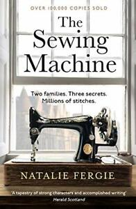 The Sewing Machine by Natalie Fergie Book The Cheap Fast Free Post