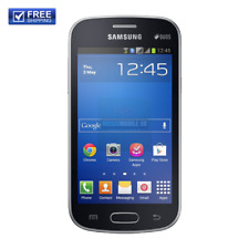 New Samsung Galaxy Trend S Duos GT-S7562i Black Unlocked Android Smart Phone