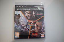 fighting edition tekken 6 tag tournament 2 soul calibur ps3 playstation ps neuf