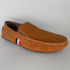 Giraldi Ruby Slip On Moc Driving Tan Men Shoes Size 9.5 CH095