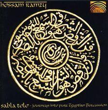 Hossam Ramzy - Sabla Tolo: Journeys Into Pure Egyptian Percusion [New CD]