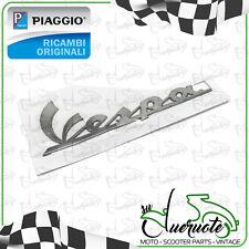 TARGHETTA LATERALE ORIGINALE PIAGGIO PER VESPA LX LXV LT PX S 50 125 150 GTS GTV