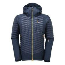 Montane Men's Quattro Fusion Hybrid Polartec Alpha/Down Jacket - Antarctic Blue