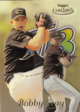 1999 TOPPS GOLD LABEL BASEBALL CARD #54 BOBBY SEAY DEVIL RAYS ROOKIE