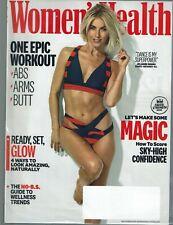 Women's Health Magazine September 2019 Julianne Hough Cover/Article Bikini Cover