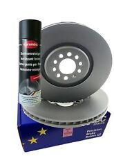EBC Premium Disco de Freno 312x25mm D930 Delantero para seat ibiza v 6j5,6p1 1.4