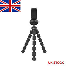 Pro Large Octopus Tripod Stand ABS Gimbal Pod+Phone Clip f GoPro Camcorder DSLRs