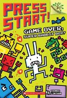Game Over, Super Rabbit Boy!, Paperback by Flintham, Thomas, Brand New, Free ...