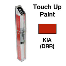 KIA OEM Brush&Pen Touch Up Paint Color Code : DRR - Racing Red