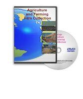 Vintage Agriculture Films & Farming / Farmer Movies DVD - A165