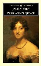 Pride and Prejudice (The Penguin English Library)-ExLibrary