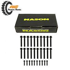 Holden LS1, LS2, LS3, L76, L98 Cylinder Head Bolts Nason - 2 Lengths NHBS140