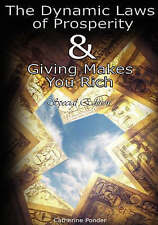 NEW The Dynamic Laws of Prosperity & Giving Makes You Rich, Special Edition