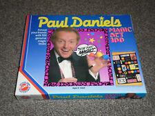 PAUL DANIELS MAGIC SET 100 : 1986 VINTAGE PETER PAN EDITION - VGC (FREE UK P&P)