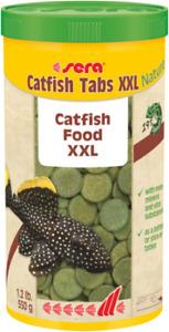 550g Sera Catfish Tabs XXL Nature Fish Food 1L Ornamental Aquarium Tank Variety