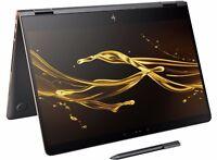 HP Spectre x360 15-bl101na 4K Convertible Laptop i7-8550U 16GB 1TB SSD 2PG90EA