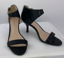 NINE WEST OPEN TOE HEELS SIZE7