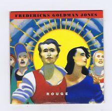 PROMO CD SINGLE FREDERICKS GOLDMAN JONES ROUGE