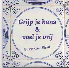 Frank Van Etten-Grijp Je Kans&Voel Je Vrij cd single