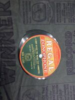 78 rpm ALBERT BURDON before the means test committee pt1&2 Regal Zonophone pp