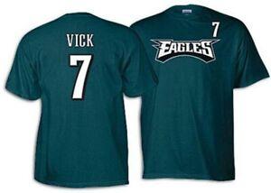 Reebok Philadelphia Eagles Michael Vick Youth Name&Number T-Shirt