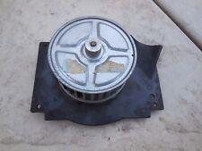 Porsche 911 A/C Evaporator Fan w/ base plate & motor