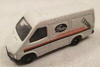 Vintage Lledo Promotional Model Van Gates Rapid Response Made in England