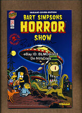 1 Bart Simpsons Horror Show #14 RRP Exclusive Signed Variant Treehouse Of