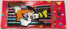 Disney Goofy Six Washable non-toxic Markers