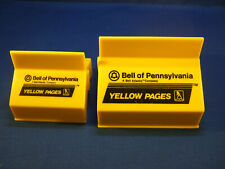 SUPER RARE! -YELLOW PAGES - BELL OF PENNSYLVANIA Carton Caps
