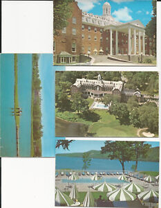 Old Picture Postcards - Cooperstown, NY : Otesaga Hotel