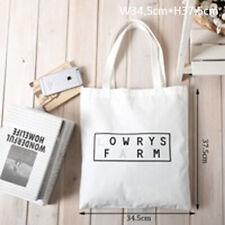 Tote Canvas Eco Shopping Bags Women Handbag Beach Bag Tote HandBags