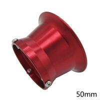 50mm Motorcycle Horn Air Filter Cup Wind Cup For 24~30mm Carb Interface Red