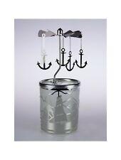 Tea Light Spinning Carousel - Anchor -Gift/Home Decoration