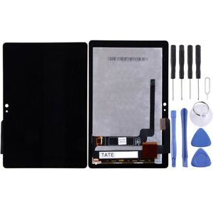 BLACK LCD Panel Screen Digitizer Replacement For Amazon Kindle Fire HDX 7 inch