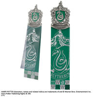 Harry Potter Slytherin Crest Bookmark - Segnalibro Serpeverde NOBLE COLLECTIONS