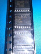 (1) Dallas DS1000 5-Tap Silicon Delay Line 75ns (15ns x 5) SOIC16 DS1000S-75