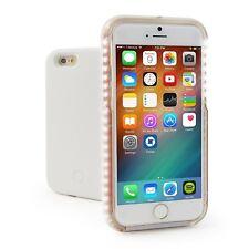Selfie Light up Case Multi-setting Instagram Facebook Casu iPhone 6 / 6s White