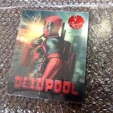 DEADPOOL Kimchi Lenticular Steelbook [Blu-ray]