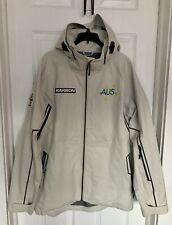 Olympic Games Sochi 2014 Ski Snowboard Jacket Zipper Australia M Unisex MINT