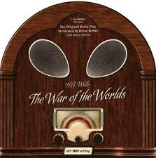 The War of the Worlds. Vinylschallplatte (2014), CBS 1938, Berühmtes Hörspiel