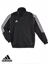 adidas Youth T12 Team Jacket Black age 12 Height 152cm X34277 BNWT