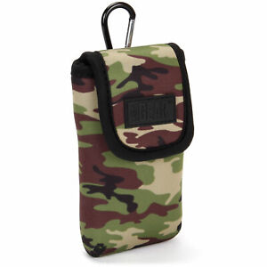 USA Gear Neoprene Safety Pouch Case for Sunglasses and Eyeglasses