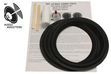 """Speaker Surround Kit For E/V Sentry 100  8"""" Sentry 100  Interface 1,2,3,A,B MS-8"""