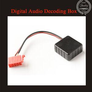 Car AUX Bluetooth Digital Audio Decoding Box For Mercedes Benz BE2210/1650 1 Pc